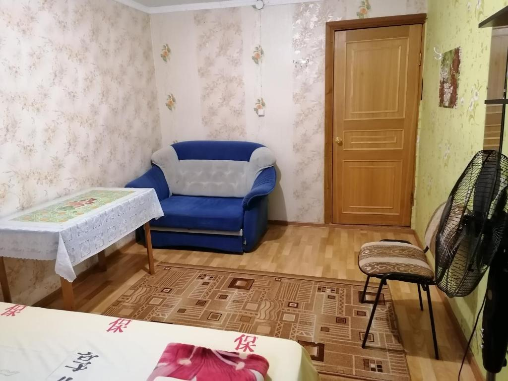 Гостиная зона в Guest house U Iriny