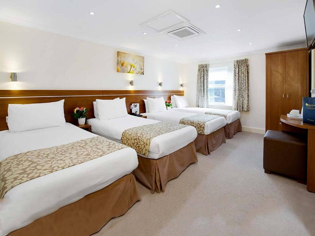 Bayswater Inn Hotel - Laterooms