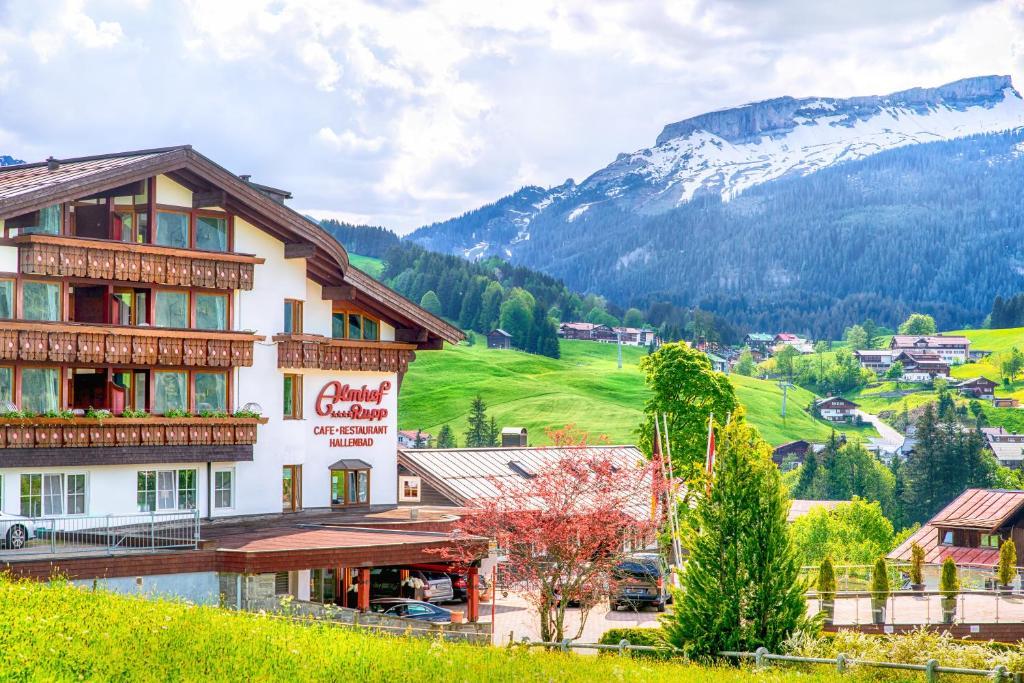 Hotel Almhof Rupp Riezlern, Austria
