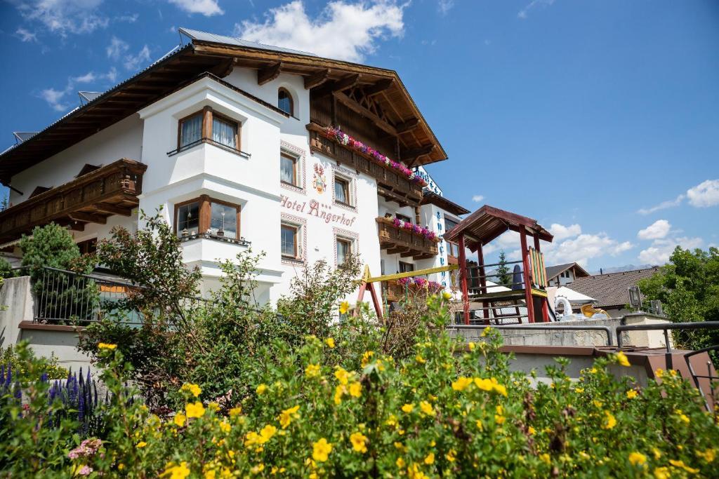 Ferienhotel Angerhof Fiss, Austria