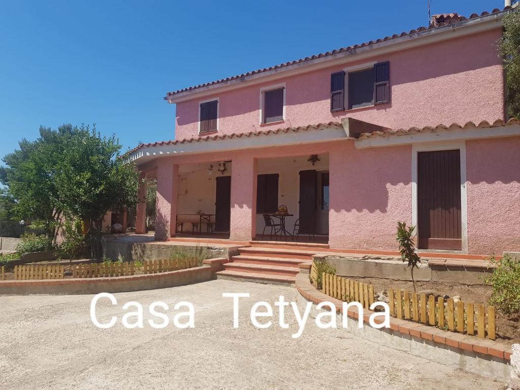 Casa Tetyana