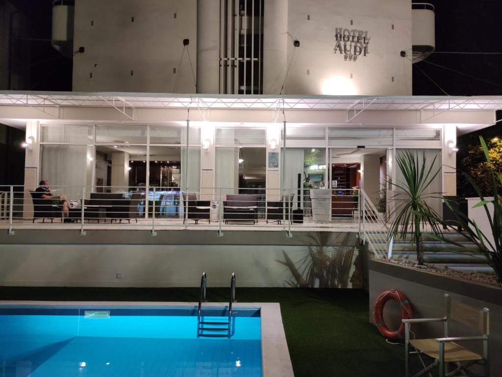 Hotel Audi Rimini, Italy