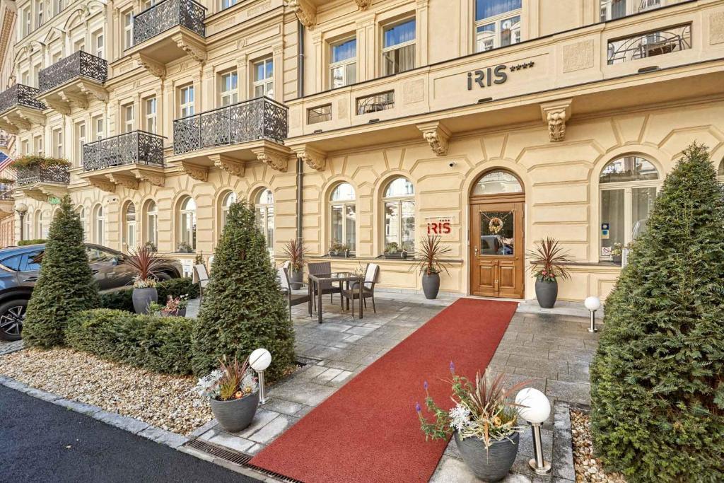 Spa Hotel Iris Karlovy Vary, Czech Republic