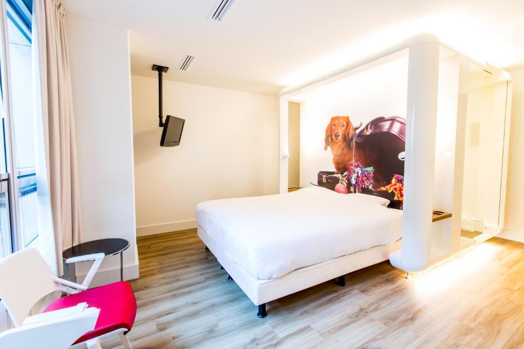 Qbic Hotel WTC Amsterdam Amsterdam, Netherlands