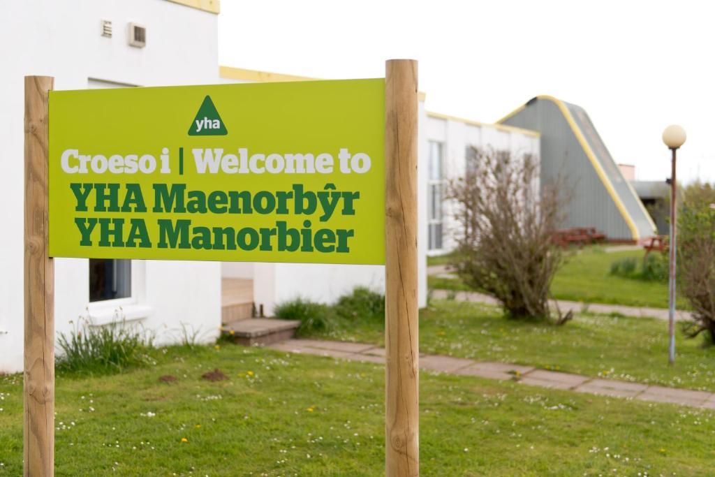 YHA Manorbier - Laterooms