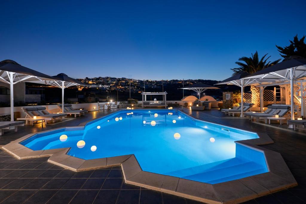 Milos Villas Hotel Fira, Greece