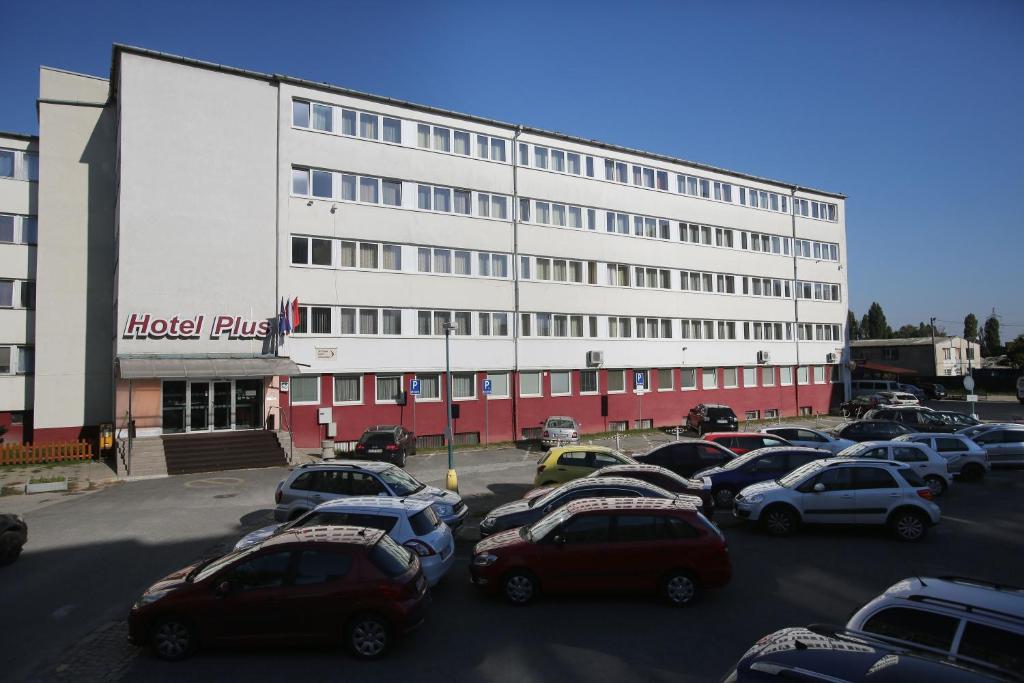 Budova, v ktorej sa hotel nachádza