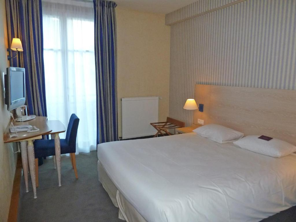 Hôtel Mercure St Malo Front de Mer - Laterooms