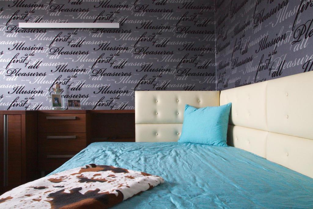 Posteľ alebo postele v izbe v ubytovaní Zoerentals Rastislavova