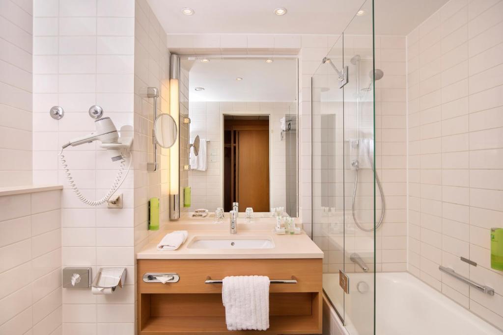 Holiday Inn HAMBURG - Laterooms