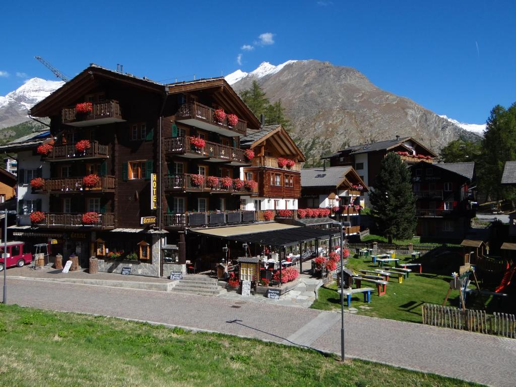 Hotel Tenne Saas-Fee, Switzerland