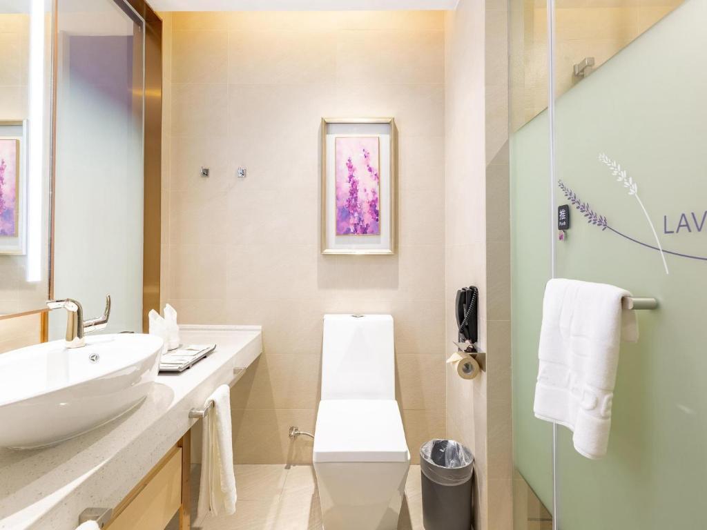 Lavande Hotel Nanchang Qingyunpu Zhuqiao East Road