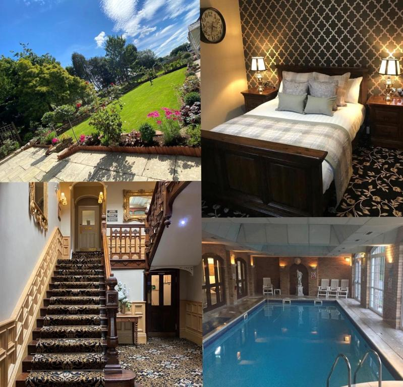 The swimming pool at or near Stone House Hotel 'A Bespoke Hotel'