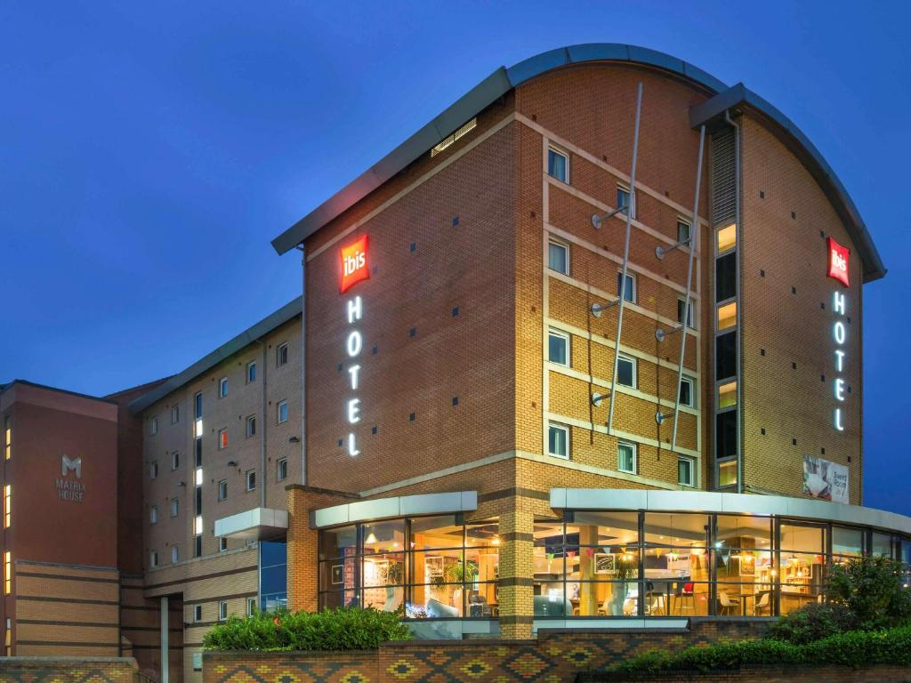 ibis Leicester City - Laterooms