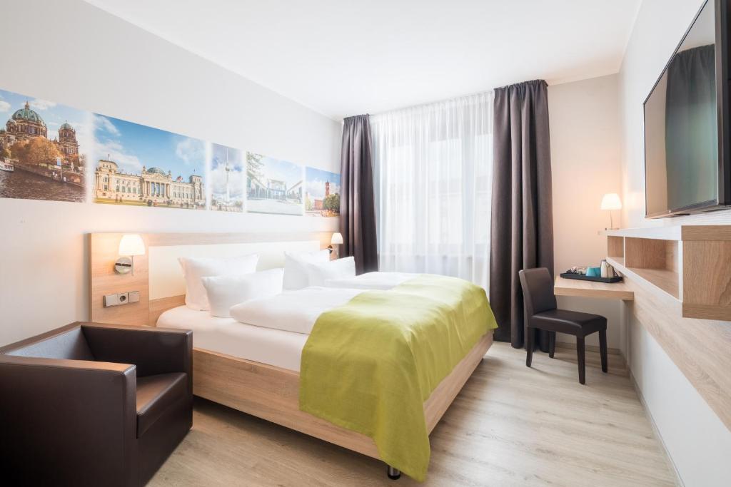 Best Western Hotel Kantstrasse Berlin Berlin, Germany