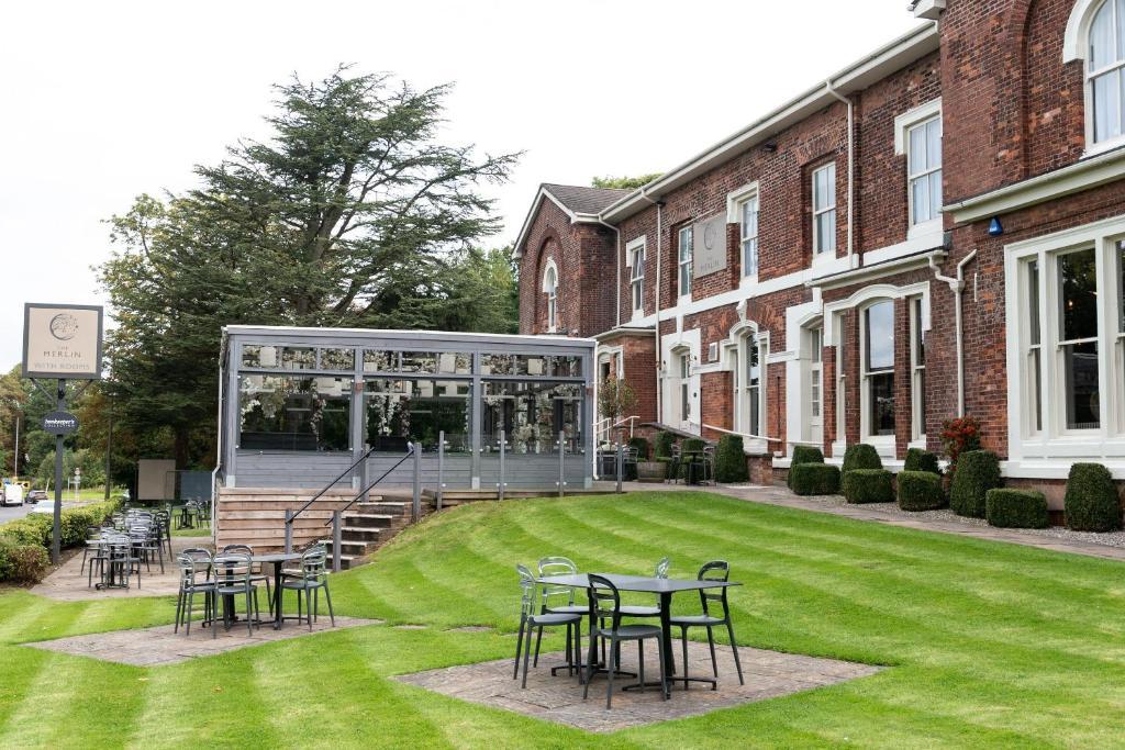 Innkeeper's Lodge Wilmslow, Alderley Edge - Laterooms