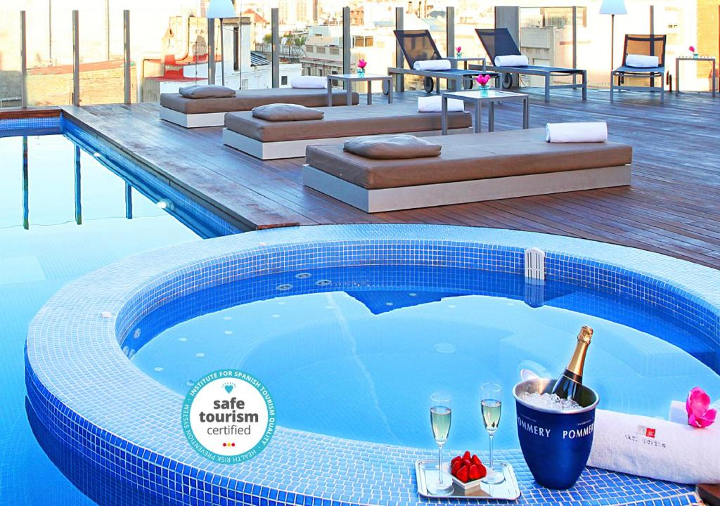 Axel Hotel Barcelona & Urban Spa- Adults Only
