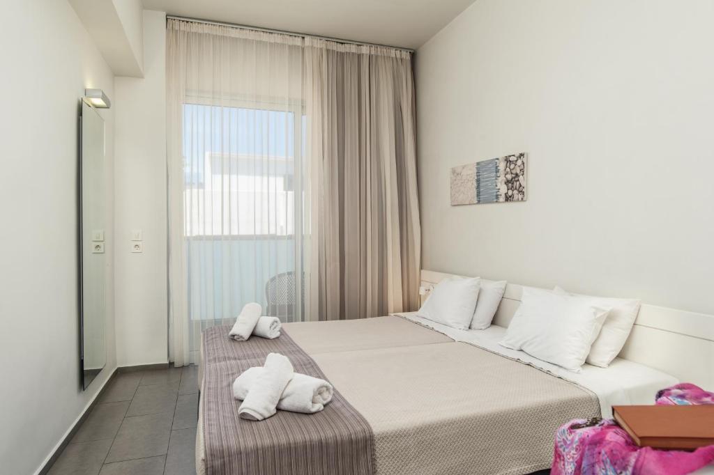 Atlantis City Hotel Rhodes Town, Greece