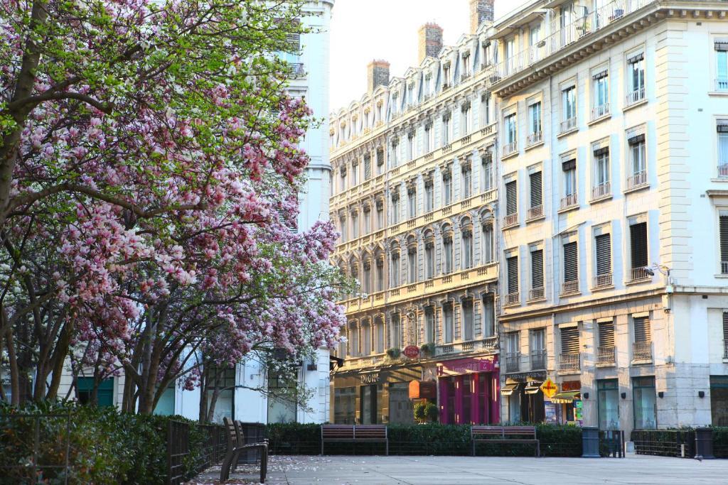 Hotel des Celestins Lyon, France