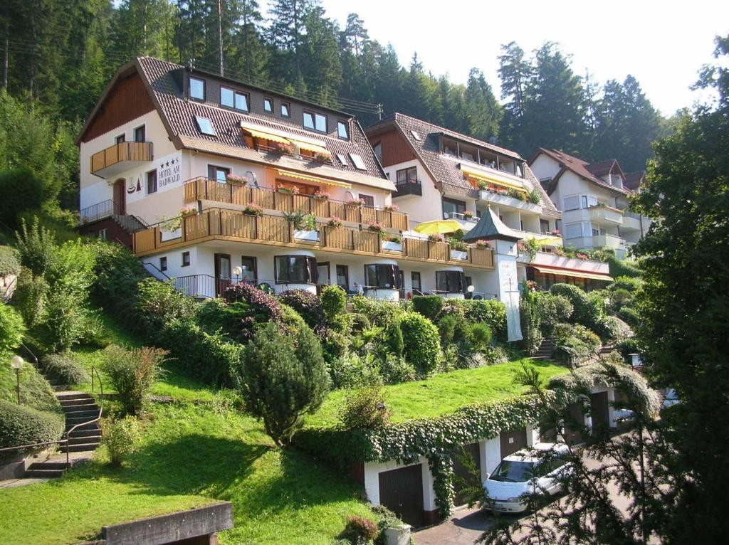 Hotel am Bad-Wald Bad Liebenzell, Germany