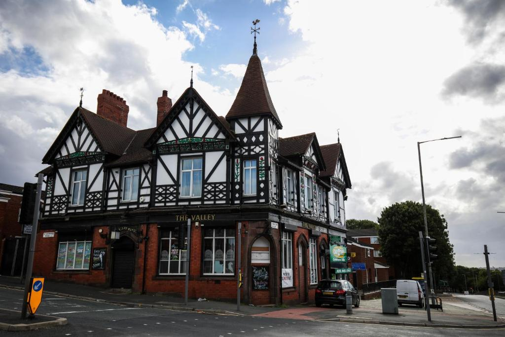 St Hilda Hotel in Liverpool, Merseyside, England