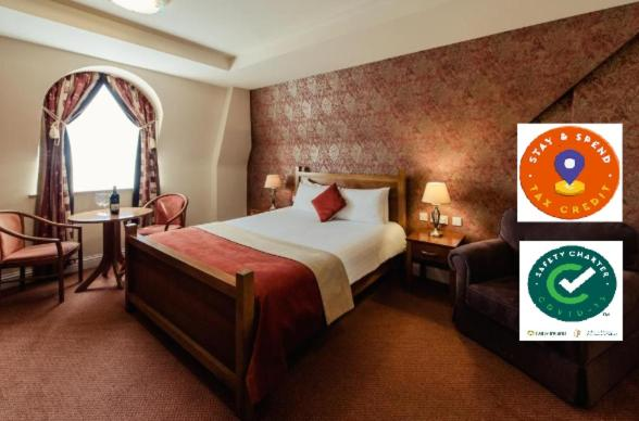 A room at Carnegie Court Hotel