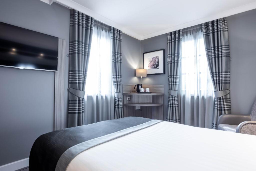 citizenM Glasgow hotel - Laterooms