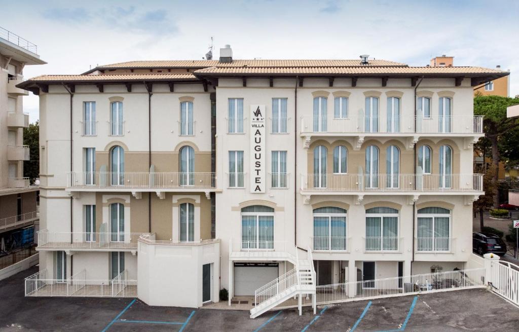 Hotel Villa Augustea Rimini, Italy
