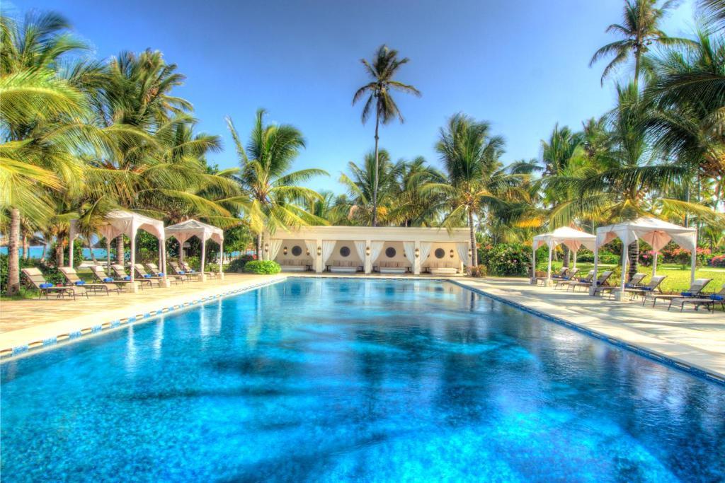 The swimming pool at or near Baraza Resort and Spa Zanzibar