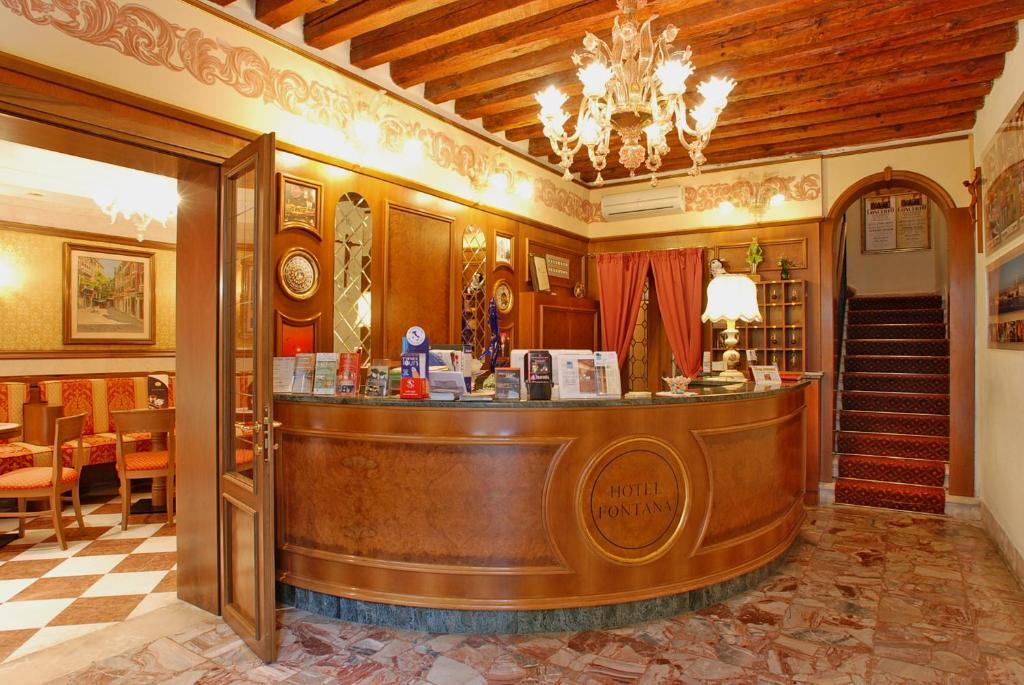 Hotel Fontana - Laterooms