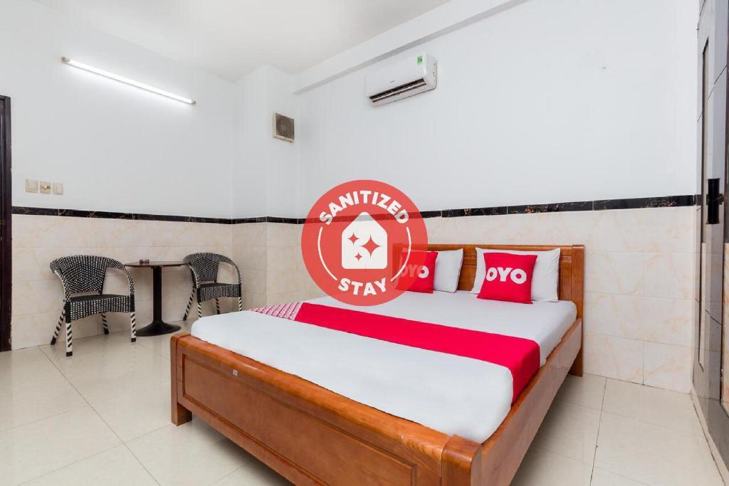 A room at OYO 556 KASA Hotel