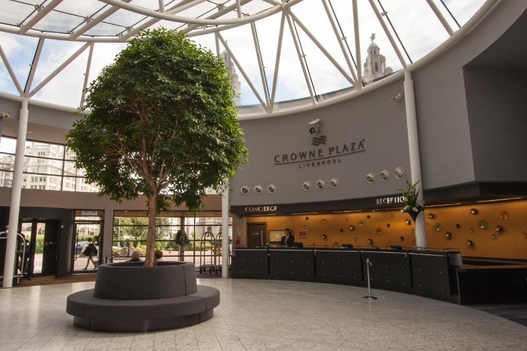 Crowne Plaza LIVERPOOL CITY CENTRE - Laterooms