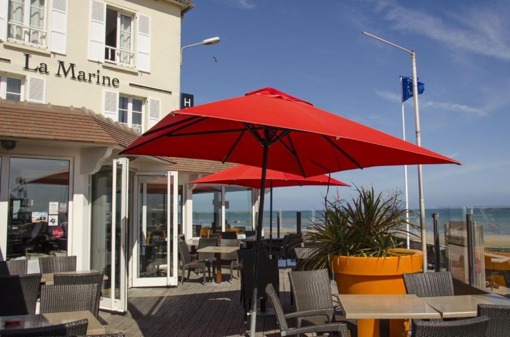 Hotel De La Marine Arromanches-les-Bains, France