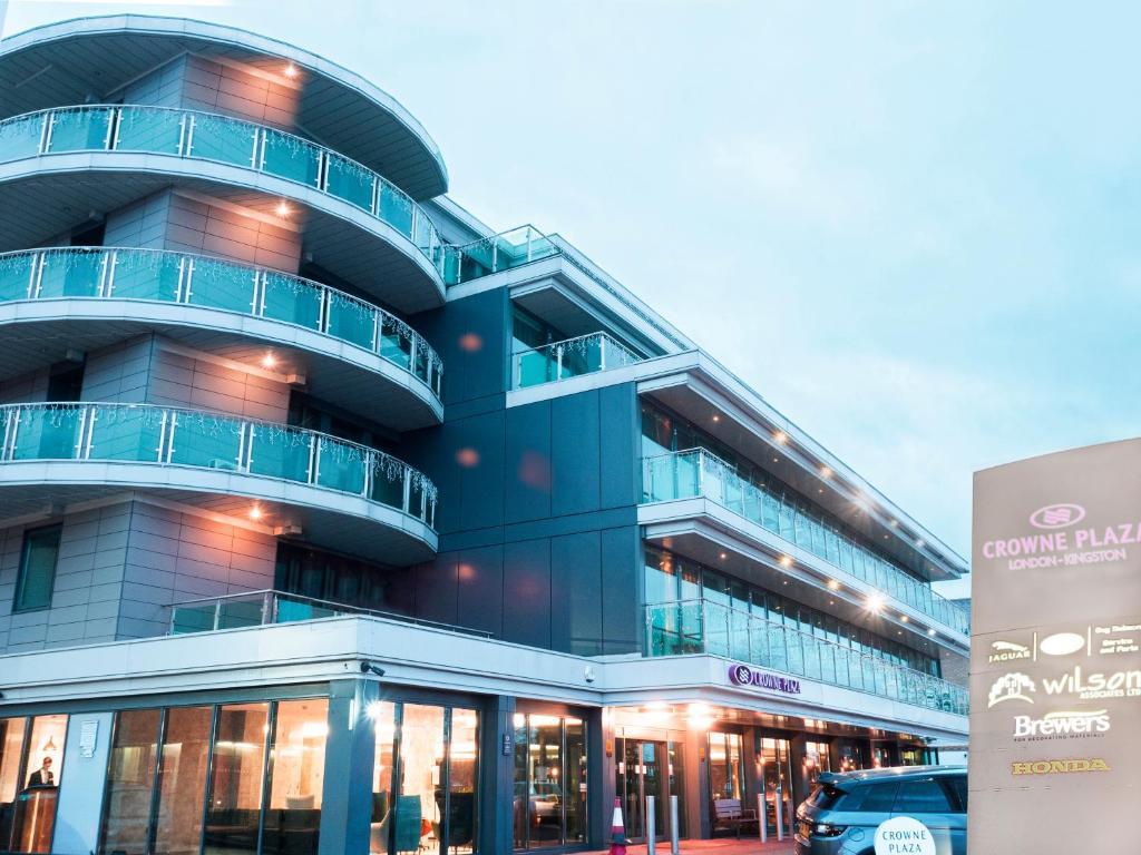 Holiday Inn LONDON - KINGSTON SOUTH - Laterooms