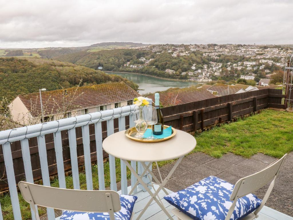 A balcony or terrace at Gull's View