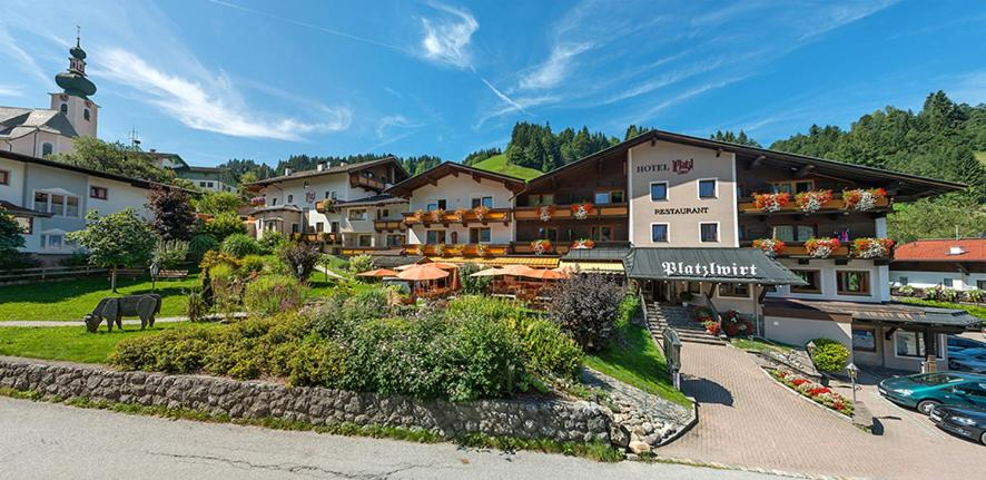 Hotel Platzl Auffach, Austria