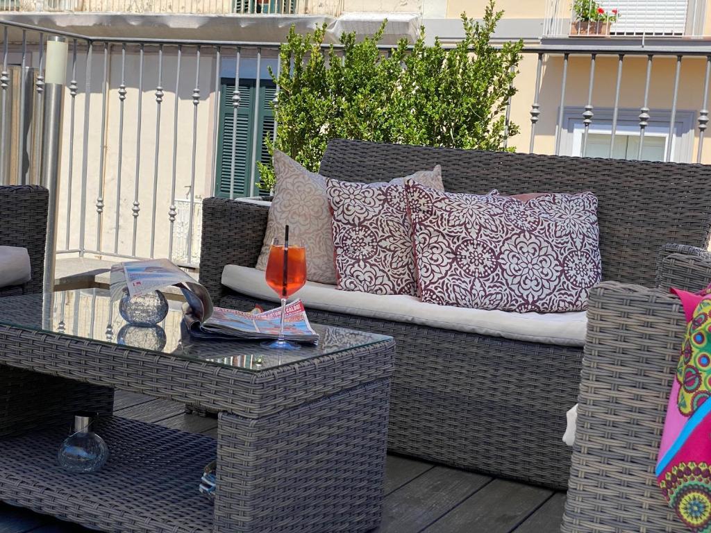 Hotel Sorrento City - Laterooms