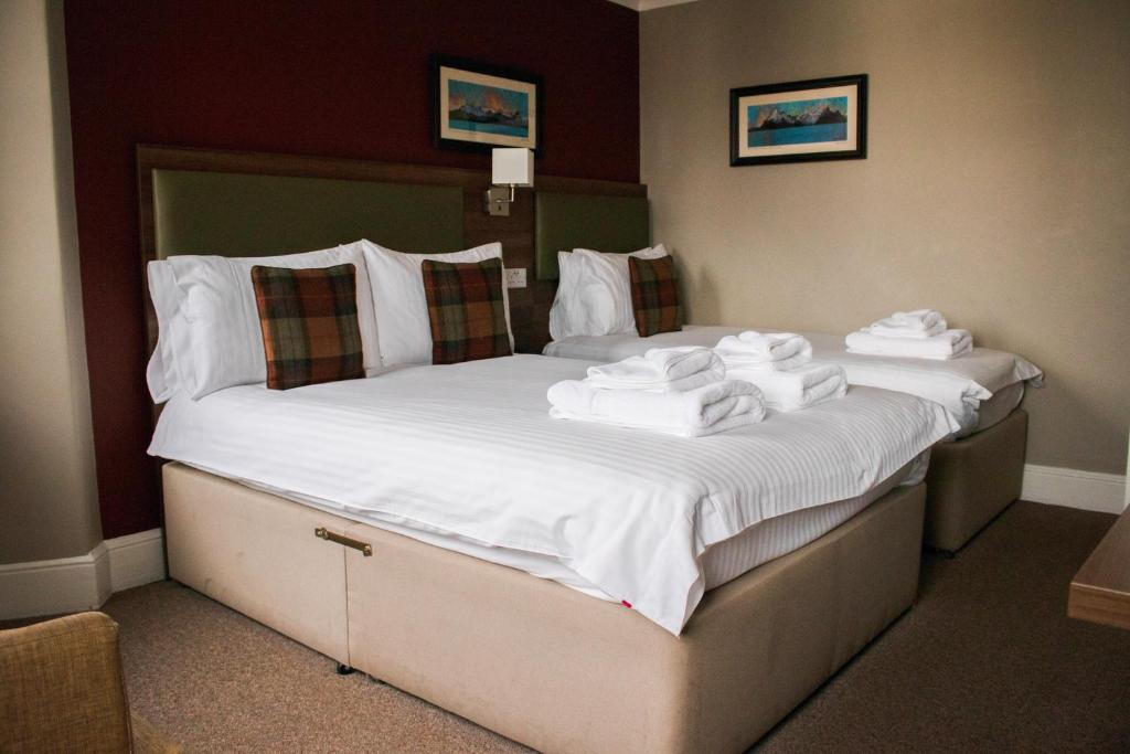 Portree Hotel - Laterooms