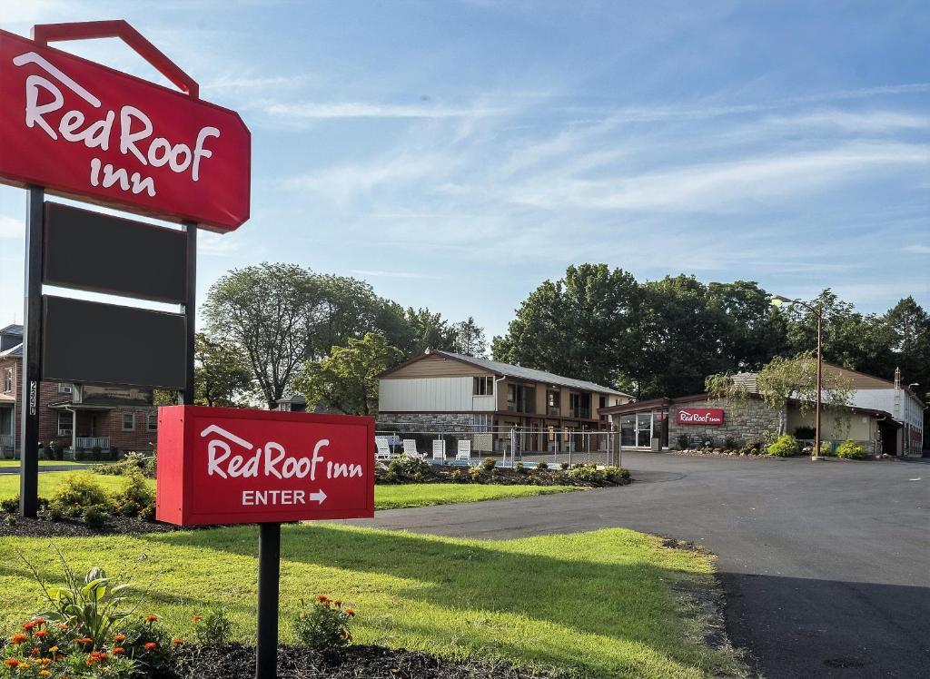 Red Roof Inn Lancaster Strasburg