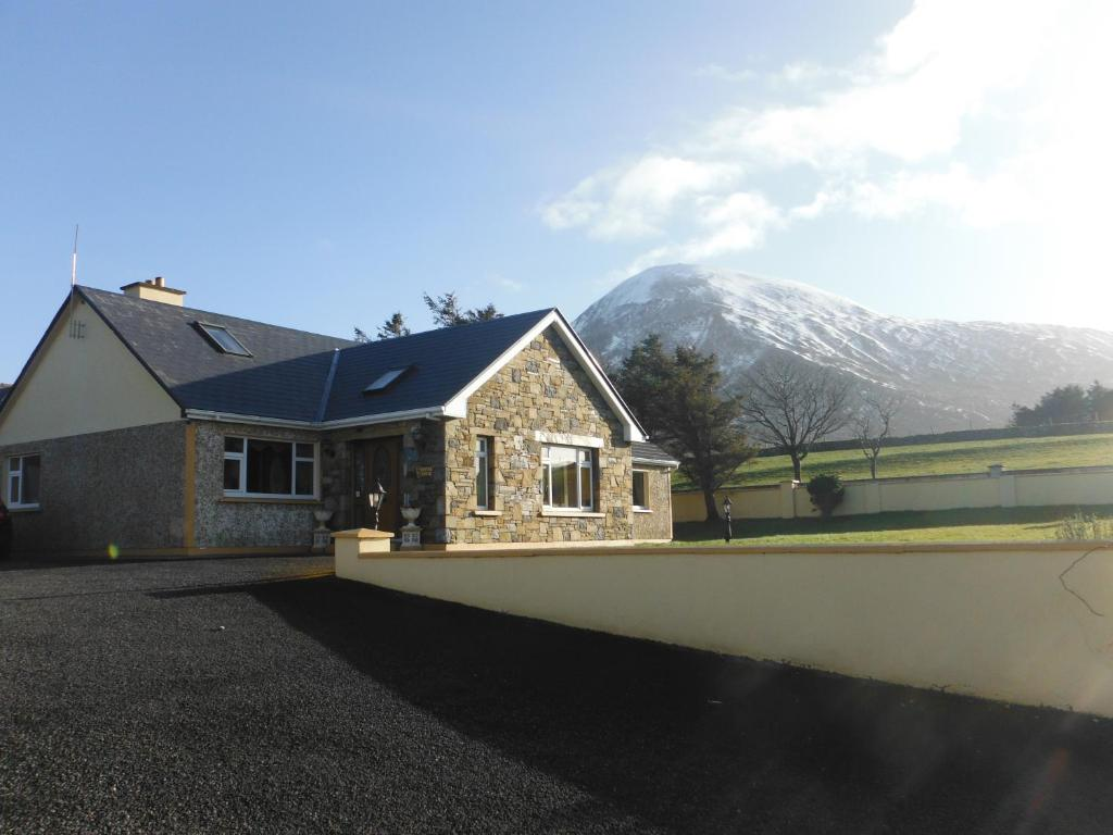 Bertra House B&B Westport, Ireland