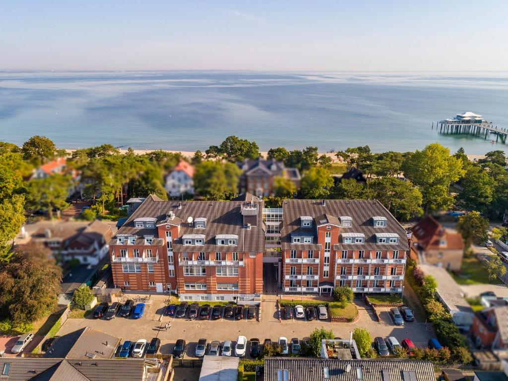 A bird's-eye view of Country Hotel Timmendorfer Strand