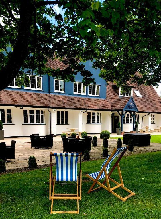 The Oak Hotel in Hockley Heath, West Midlands, England