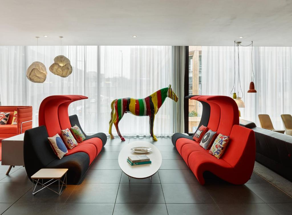 Spa and/or other wellness facilities at citizenM Glasgow