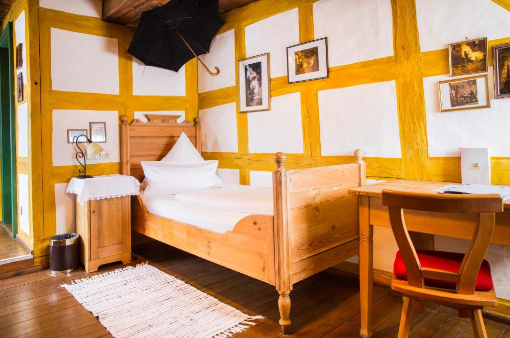 Hotel u. Restaurant der Schwan Schwanstetten, Germany