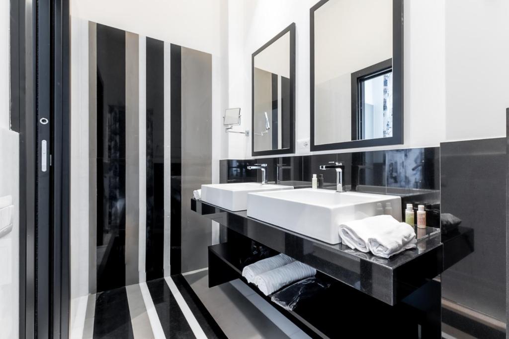 Hotel Quattro Fontane - Laterooms