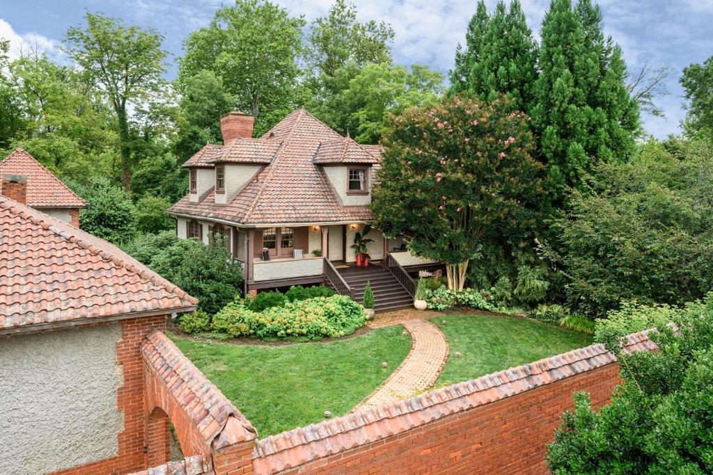 The Cottages on Biltmore Estate.