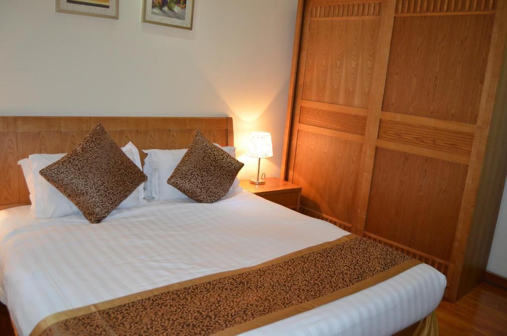 Um quarto em روابي الخليج للوحدات السكنية-صيوان سابقًا