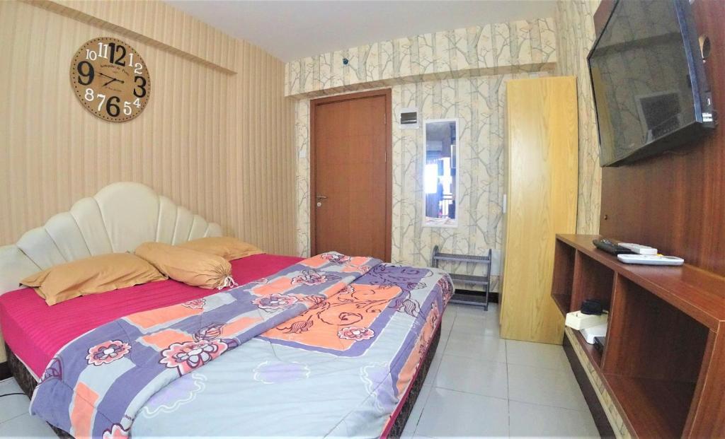 Apartment Cinere Resort Just Sleep & Cozy