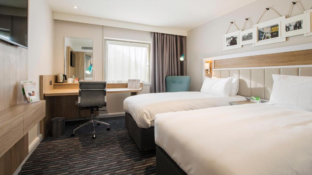 A room at Holiday Inn London-Shepperton, an IHG Hotel