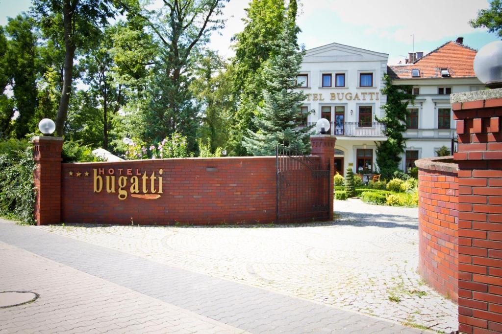 Hotel Bugatti Wroclaw, Poland